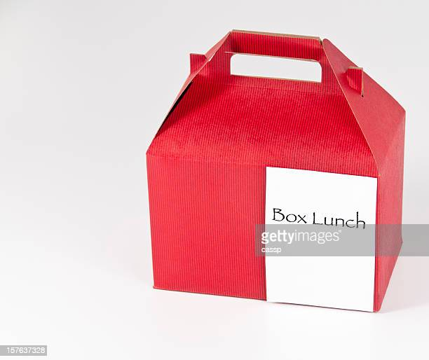 Red Box Lunch