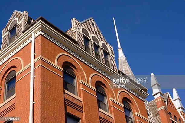 Red Brick School klassische Architektur des höchsten Gebäude