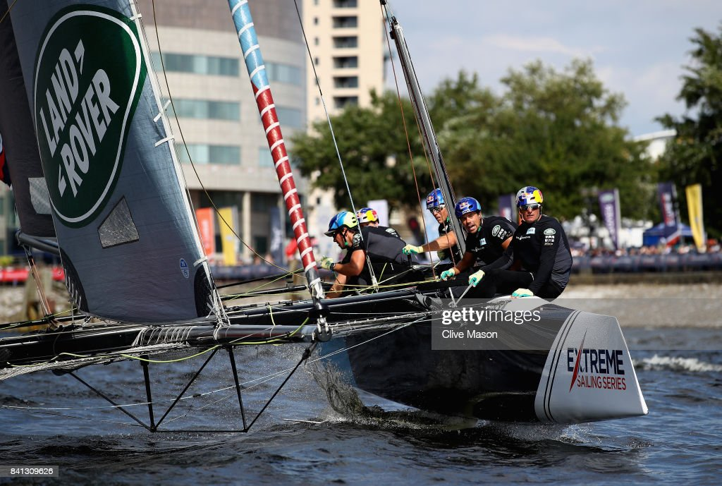 2017 Extreme Sailing Series - Cardiff