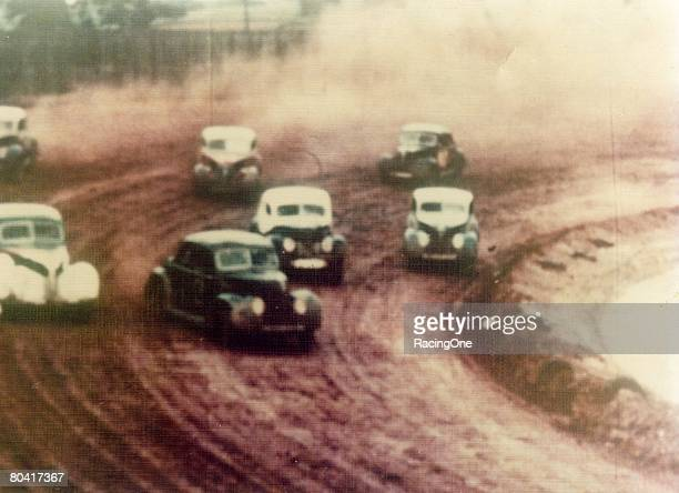 Red Byron won the very first race at the now historic Martinsville Speedway on September 7 1947 in Martinsville Virginia Byron won $500 of the $2000...
