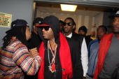 Red Cafe and Fabolous attend Power Live at BB Kings on March 22 2010 in New York City