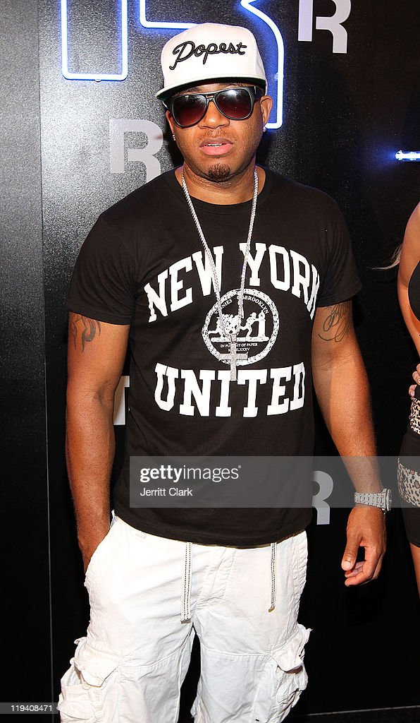 Red Cafe attends the Reebok 'Reethym of Lite' campaign unveiling at Espace on July 19 2011 in New York City