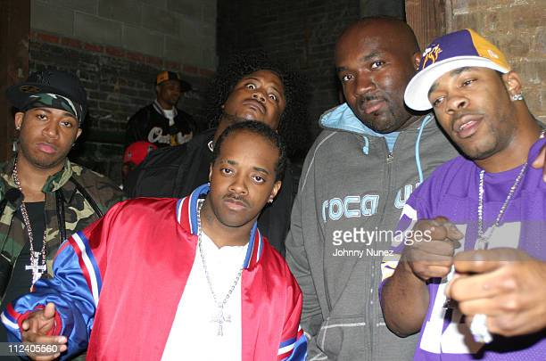 Red Cafe Bone Crusher Jermaine Dupri Big Joe and Busta Rhymes