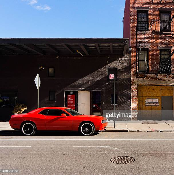 Red Camaro Meatpacking district New York City