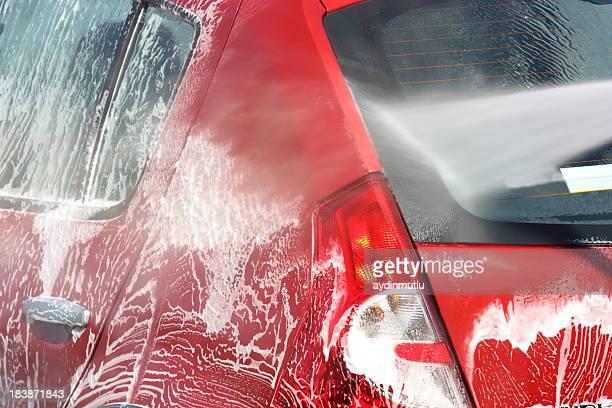 Car-Waschung