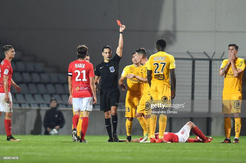 Nimes Olympique v Stade Brestois - Ligue 2