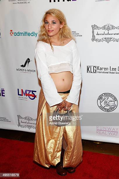 Red carpet atmosphere during the 2nd Annual Women Fashion FilmFest Red Carpet Opening at Gold Bar on June 3 2014 in New York City