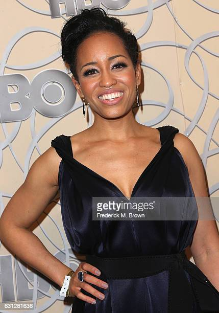 Red carpet host Liza Koshy attends HBO's Official Golden Globe Awards After Party at Circa 55 Restaurant on January 8 2017 in Beverly Hills California