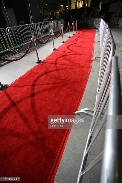 Red Carpet in Hollywood.