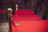 A red carpet is traditionally used to mark the route taken by heads of state on ceremonial and formal occasions, and has in recent decades been extended to use by VIPs and celebrities at formal events