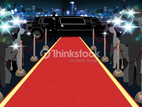 Red carpet photographers driver and a luxury car stock photo thinkstock - Red carpet photographers ...