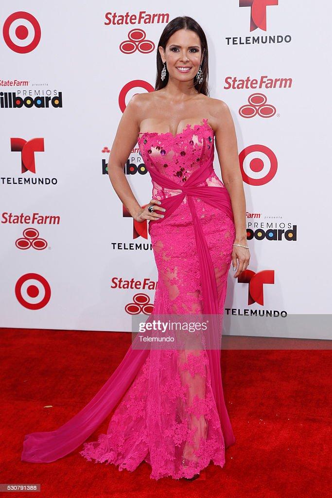 "Telemundo's ""2014 Billboard Latin Music Award"" - Arrival"