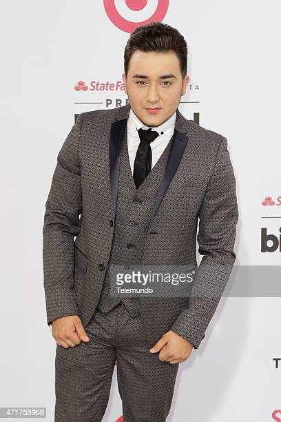 Kevin Ortiz arrives at the 2015 Billboard Latin Music Awards from Miami Florida at the BankUnited Center University of Miami on April 30 2015 PREMIOS...