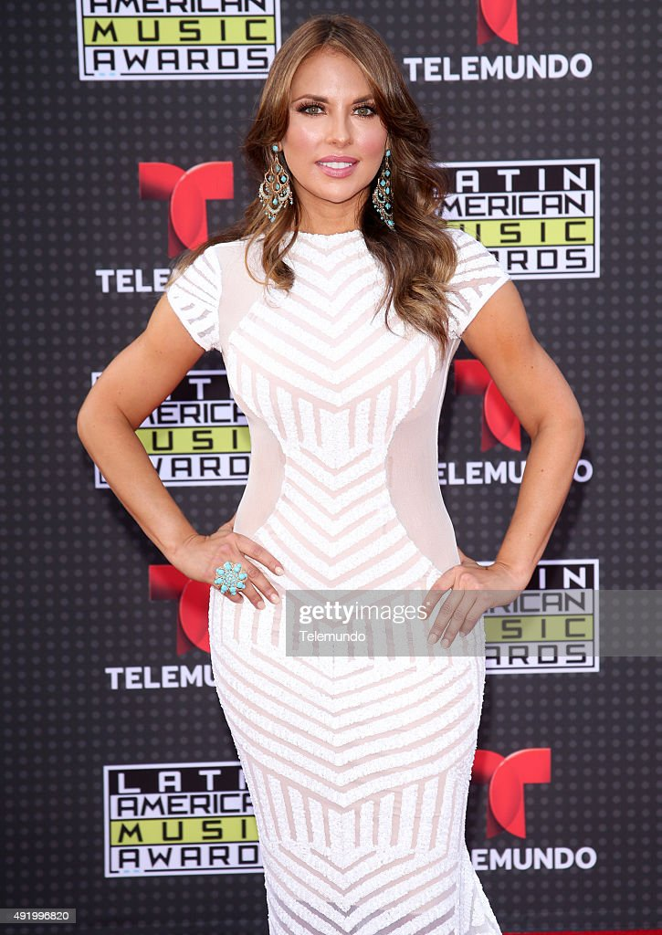 Vanessa Villela arrives at the 2015 Latin American Music Awards at The Dolby Theater in Hollywood CA on October 8 2015 LATIN AMERICAN MUSIC AWARDS...