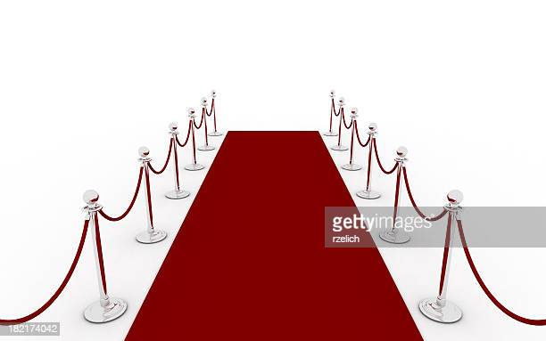 Red carpet - second view (silver)