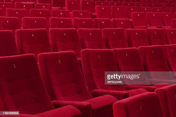 Roten Stühle