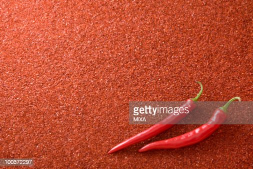 Red Chili and Cayenne