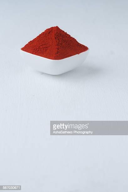 Red chili powder