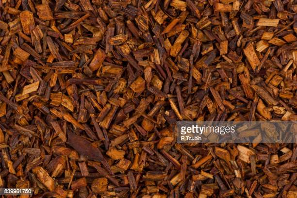 red dry rooibos tea