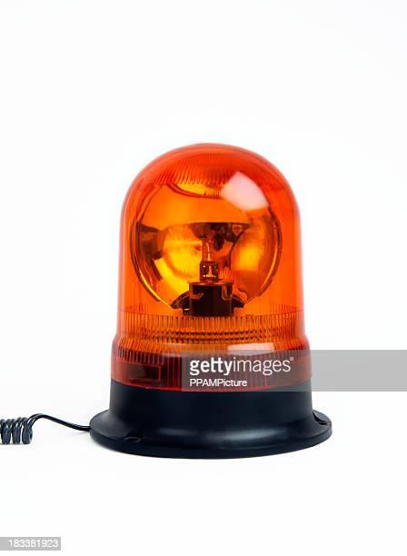 Éclairage de secours rouge