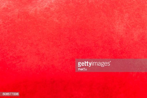 Tissu rouge : Photo