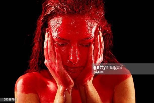 Rouge visage