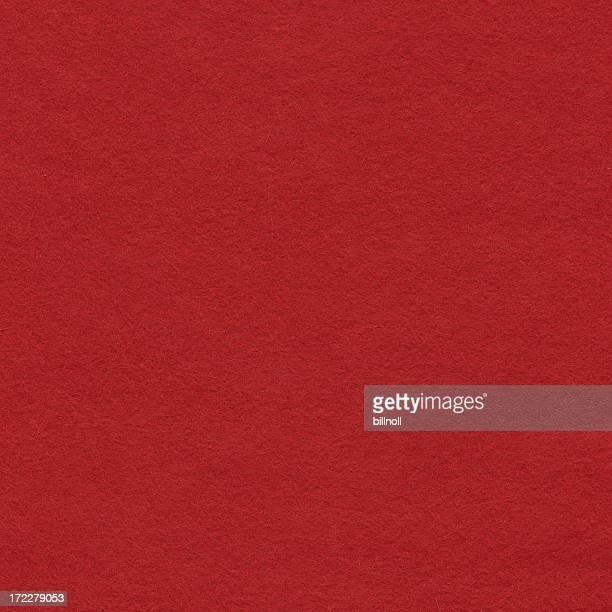 Feutre rouge
