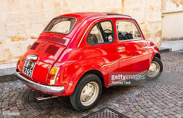 Rote Fiat