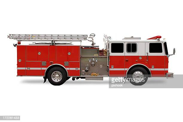 Red Fire Engine