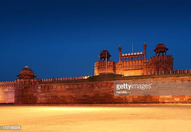 Red Fort (Lal Qil'ah) in Delhi
