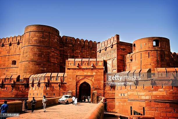 Red Fort of Agra (Lahore Gate)