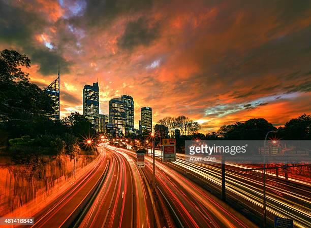 Red Friday, Sydney, Australia