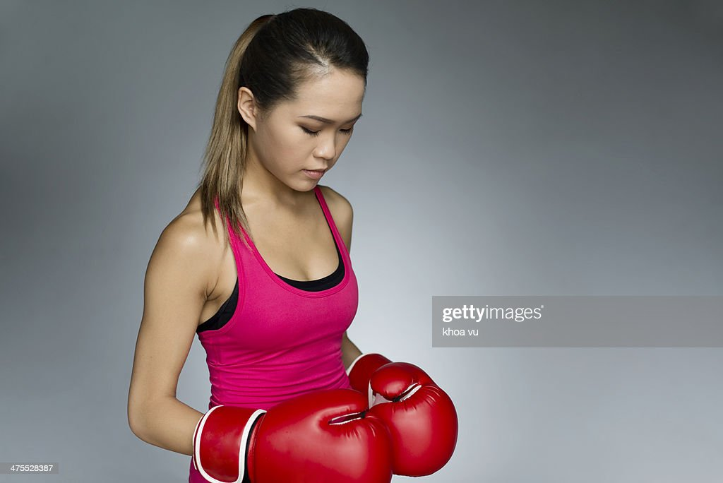 red gloves : Stock Photo
