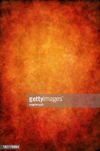 red glowing grunge background