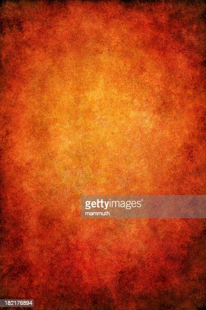 red glowing grunge background