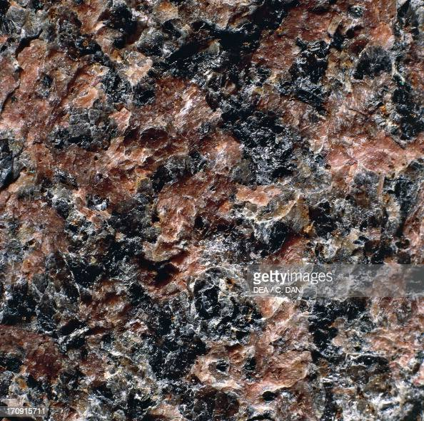 Red Granite Rock : Intrusive stock photos and pictures getty images
