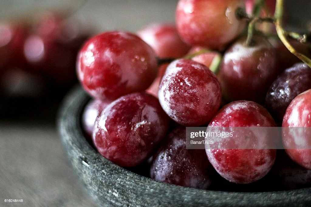Rojo uvas  : Foto de stock