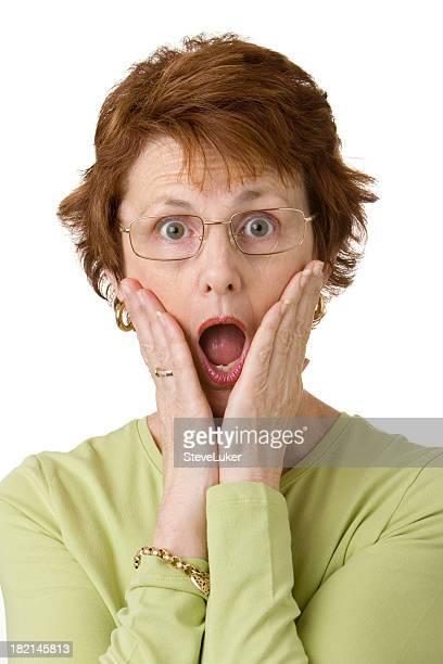 Surpris femme
