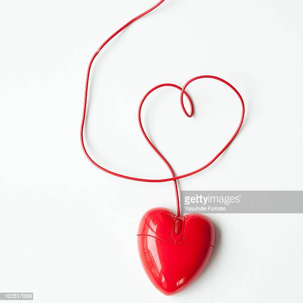 Internet Heart Symbol Stock Photos And Pictures Getty Images