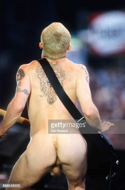 Red Hot Chili Peppers Flea TorhoutWerchter Festival Werchter Belgium