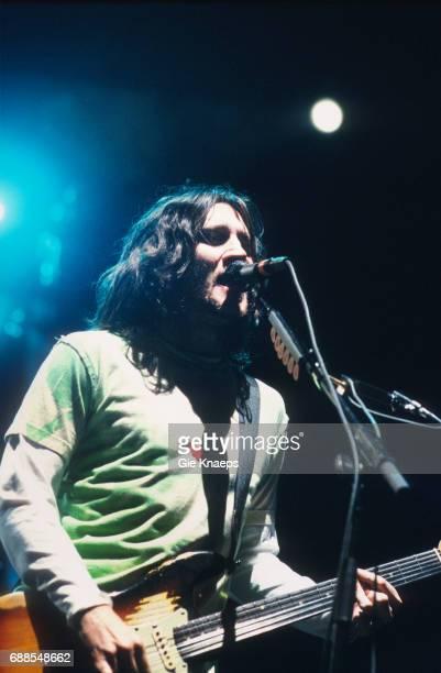 Red Hot Chili Peppers John Frusciante Rock Werchter Festival Werchter Belgium