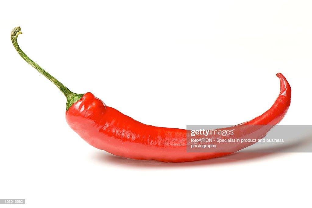 Red Hot Chili : Stock Photo