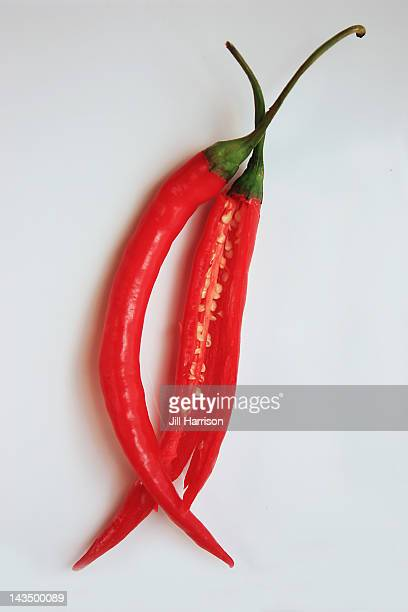 Red hot chillies