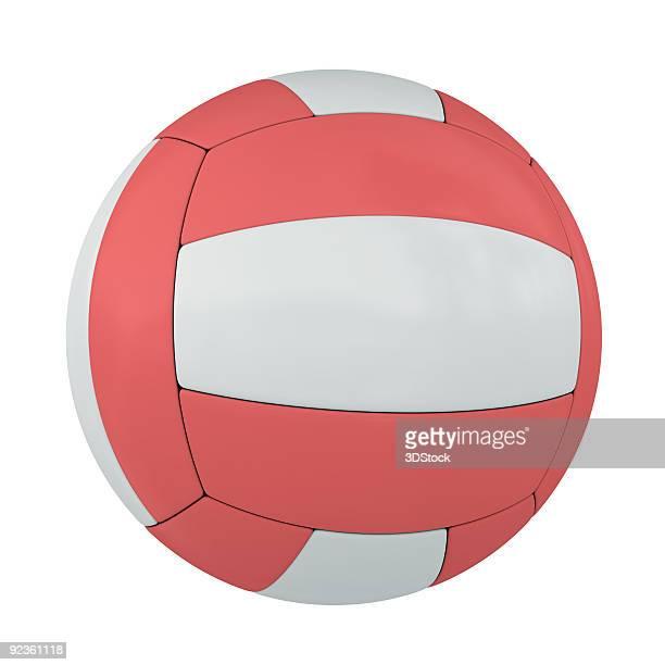 レッド絶縁バレーボール