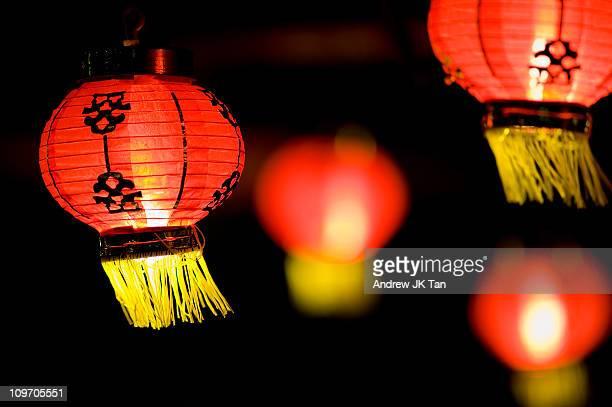 Red Lantern Decorations