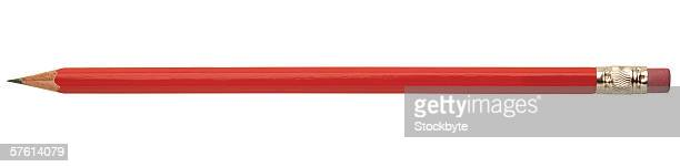 red lead pencil