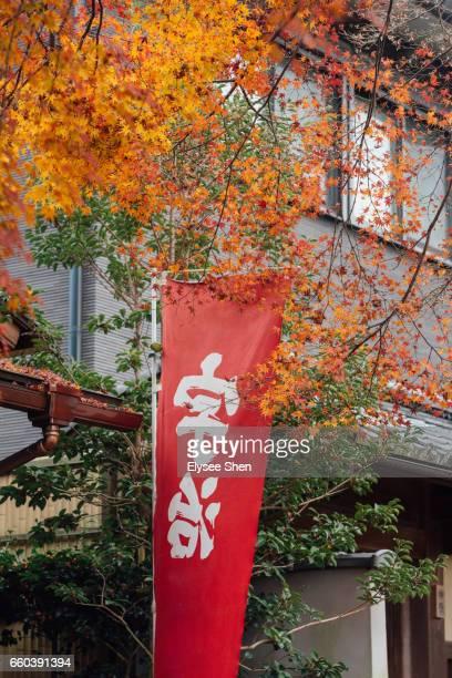 Red Maple & Uji Street