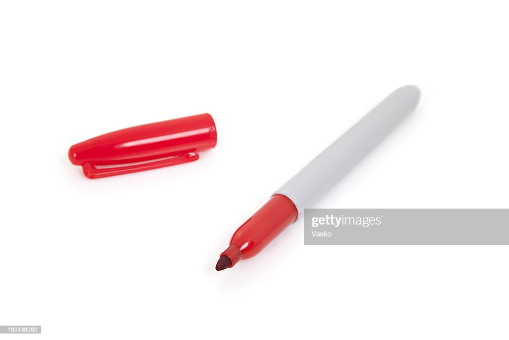 Red Marker
