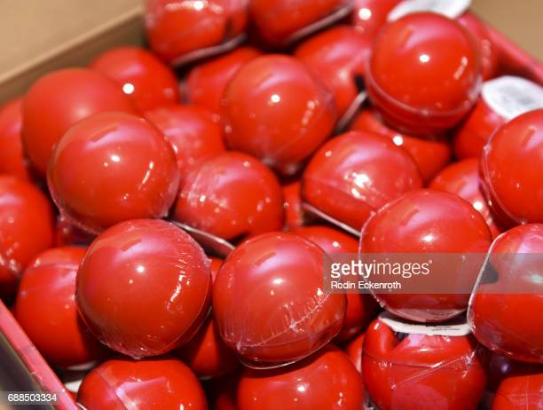 Red noses at Red Nose Day at Union Rescue Mission on May 25 2017 in Los Angeles California