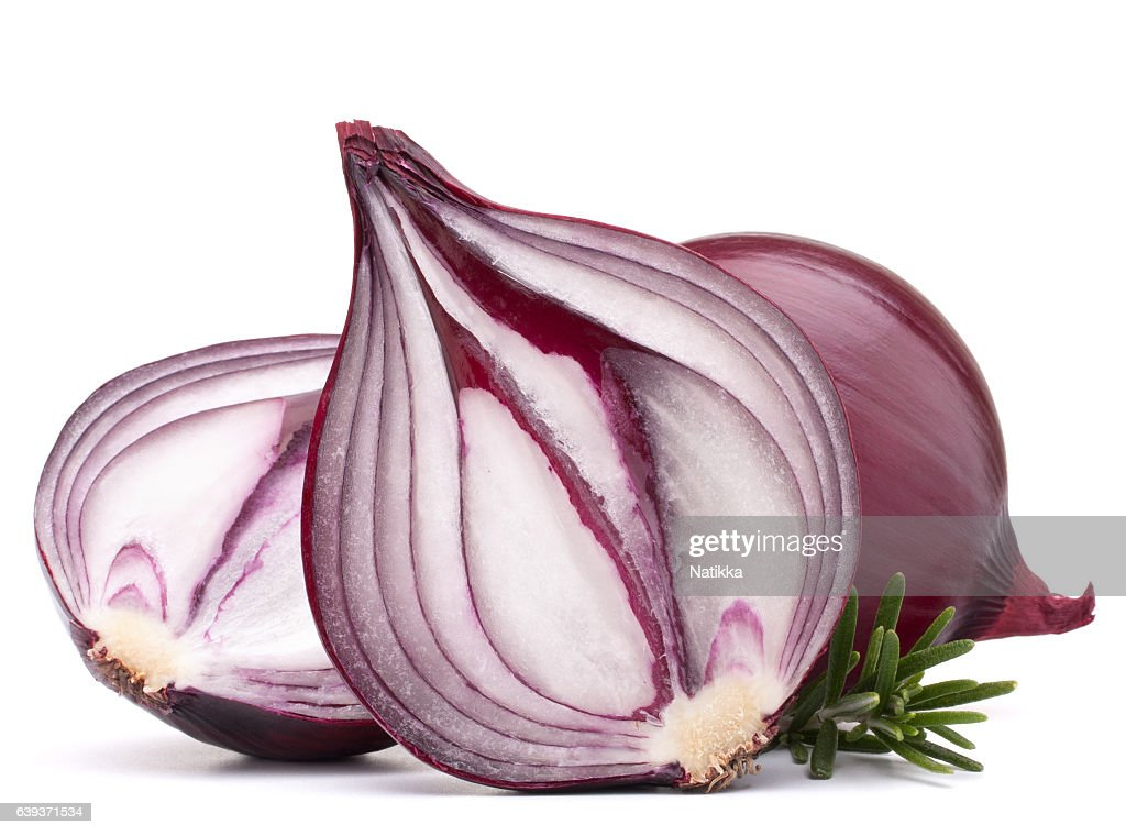 Red Onion And Rosemary Leaves Stock Photo | Getty Images
